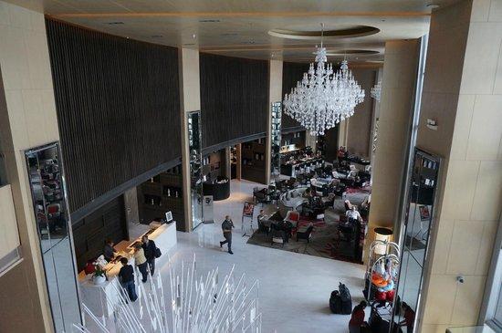 Bangkok Marriott Hotel Sukhumvit : lobby