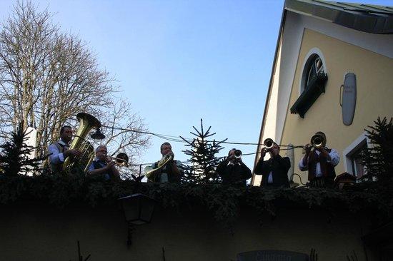 Bräustüberl Berchtesgaden: concerto