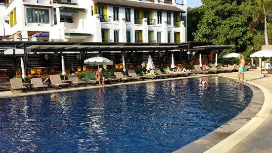 Pakasai Resort : piscine