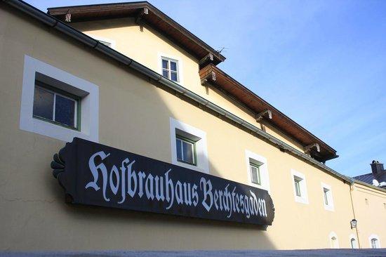 Bräustüberl Berchtesgaden: birreria