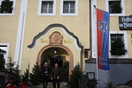 Bräustüberl Berchtesgaden: ingresso