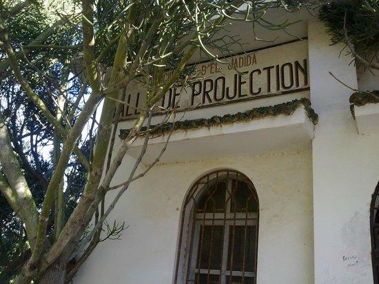 Parc Hassan II : Private cinema