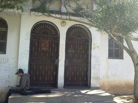 Parc Hassan II : Cinema