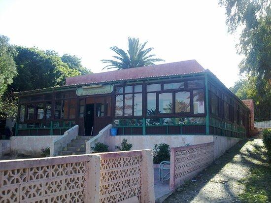 Parc Hassan II : Cafeteria