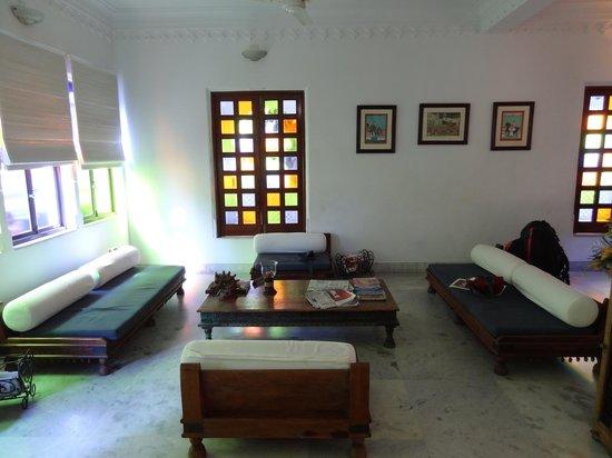 Jaiwana Haveli : Lobby view 2