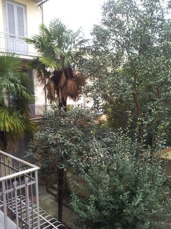 Hotel Serena: view