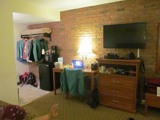 Fort Davidson Hotel: Motel room 32