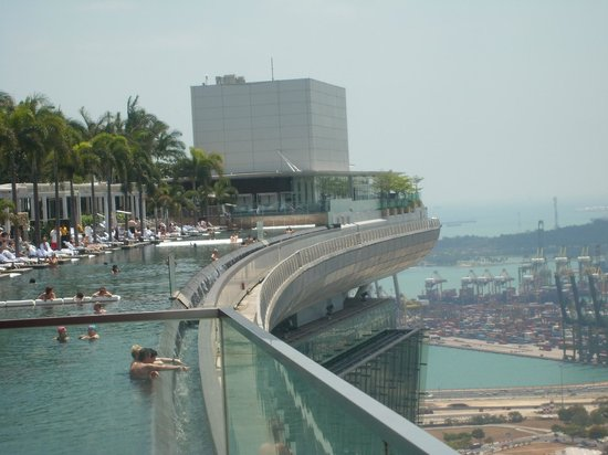 Botanic Gardens Picture Of Marina Bay Sands Skypark Singapore Tripadvisor