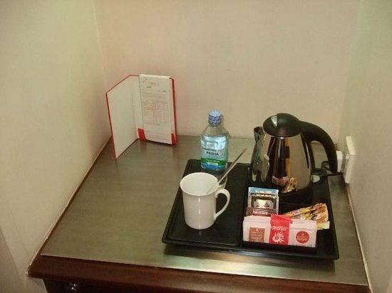 The Gateway Hotel Airport Garden Colombo : kettle