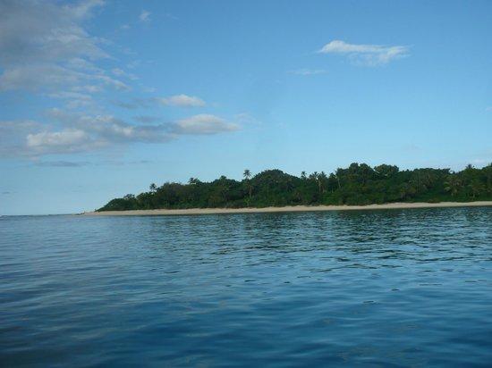 Babou Cote Ocean: îlot hienga