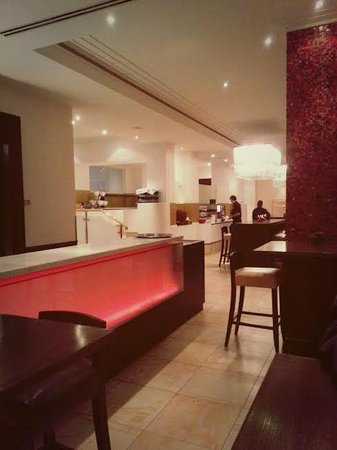 Crowne Plaza Hotel Brussels - Le Palace : Breakfast bar