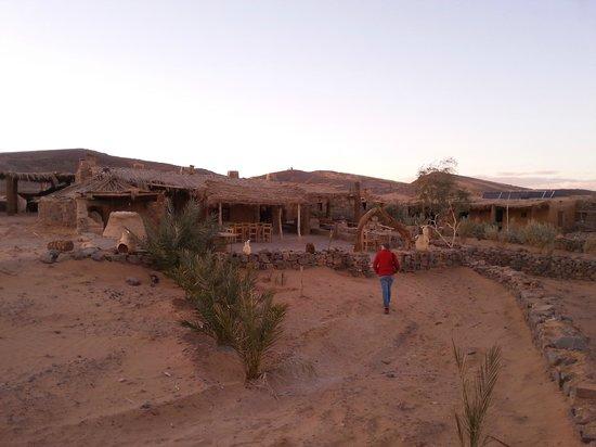 Maison Boutchrafine: La casa