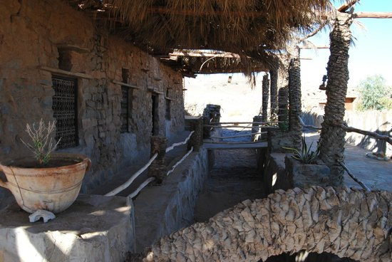 Maison Boutchrafine: Entorno de la casa