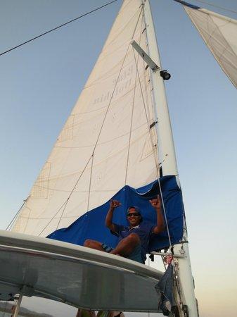 Blue Dolphin Sailing : Friendly staff