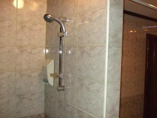 Royal Island Resort & Spa: shower