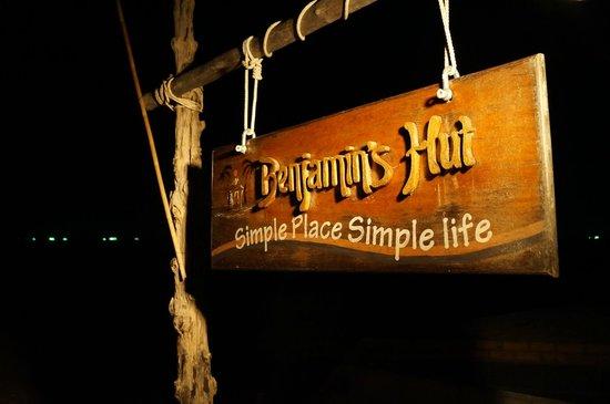 Benjamin's Hut: Board