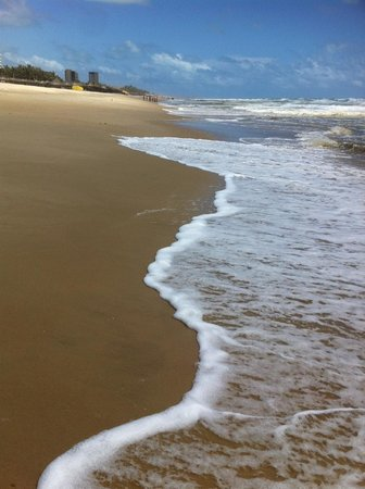 orla da praia do futuro