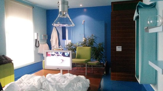 Spity Hotel Nice: Chambre