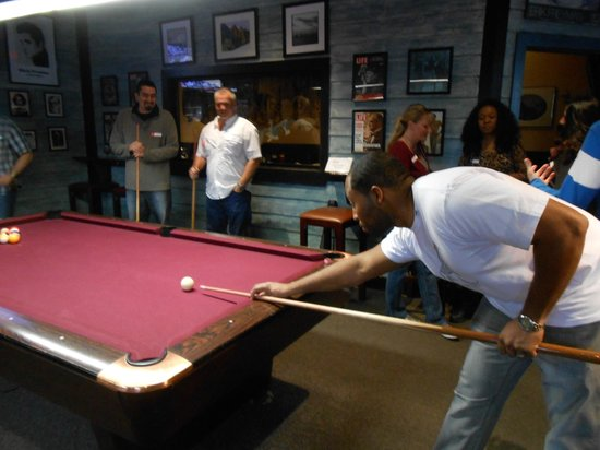 The Bungalow Alehouse: Pool Tables