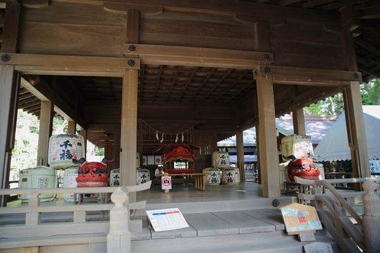 Shrine of Kamakuragu: Kamakuraguu