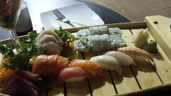 Tee Jay Thai Sushi in Wilton Manors : Boat for 1