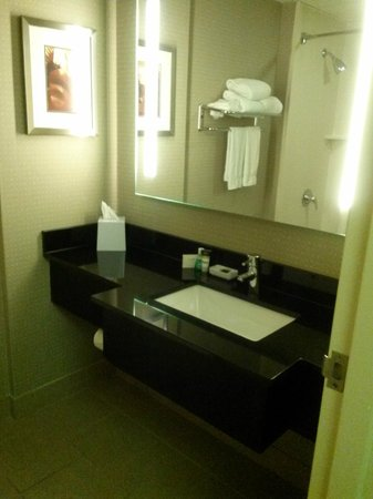 Four Points by Sheraton Milwaukee North Shore: bathroom