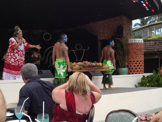 Legends of Hawaii Luau: The Pig