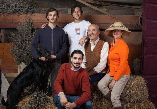 Castello di San Fabiano : La nostra famiglia