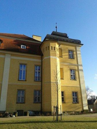 The Archbishops' Palace: Palac Lomnica