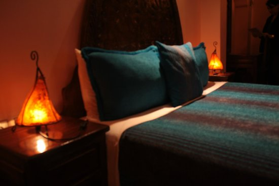 Riad Ahlam : Unsere Suite