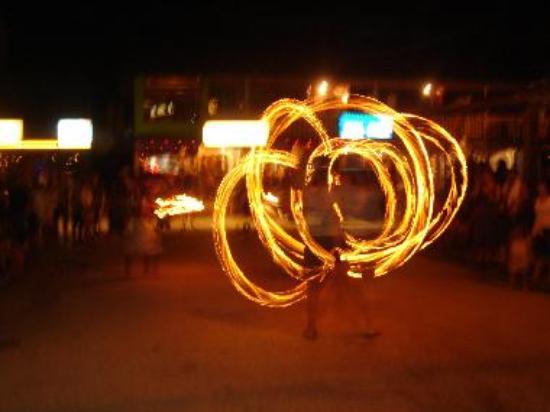 Night Party/show Montezuma