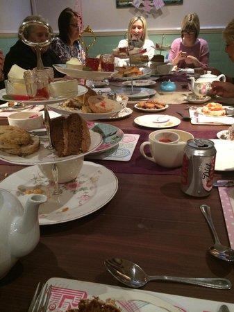 Blondies Twisted Tea Room: Fab