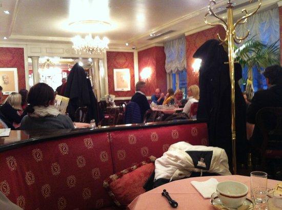 Café Sacher Salzburg: Café Sacher