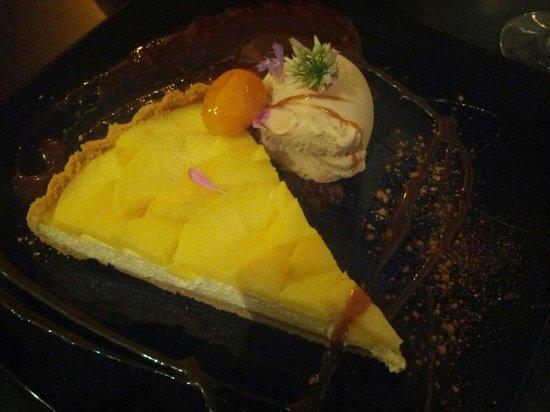 conTenedor: Tarta de queso con manzanas (5'50€)