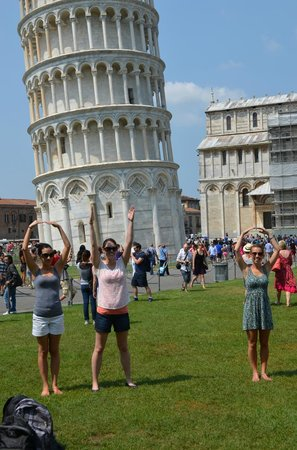 Just in Tuscany  Day Tours: O-H-I-O Fans!