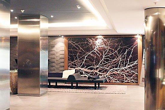 AC Hotel General Alava : Recepción