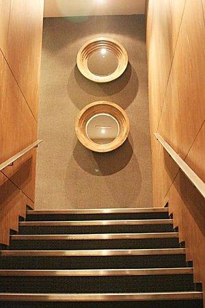 AC Hotel General Alava : Acceso habitaciones.