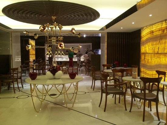 Maxx Royal Belek Golf Resort: New Maxx Royal Chocolatier