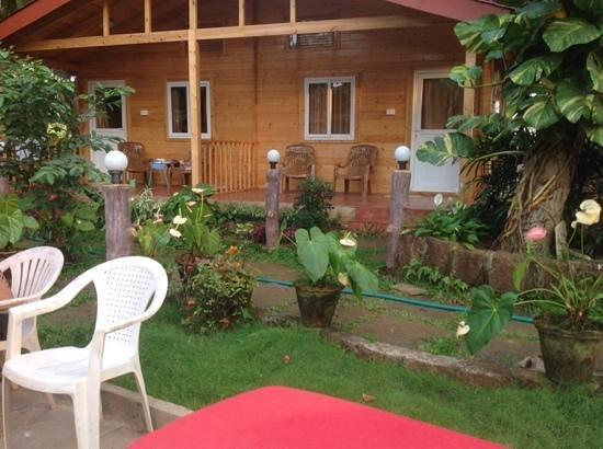 Alagoa Resort: cottage 2