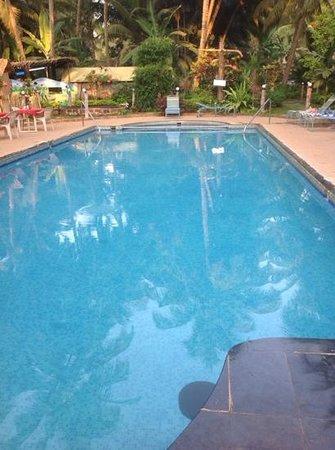 Alagoa Resort: poolside