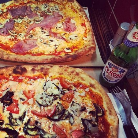Pizza Rossi : super Pizzas