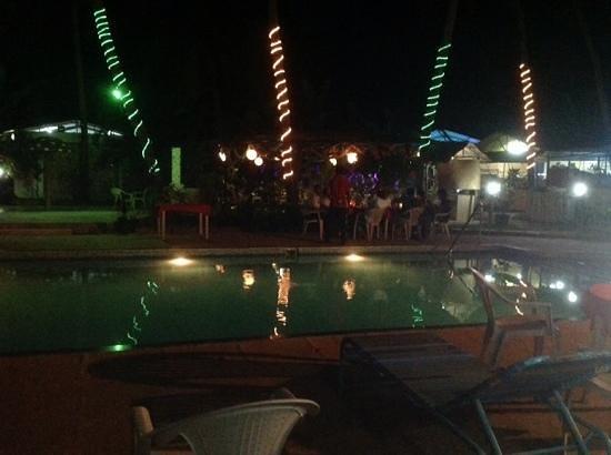 Alagoa Resort: outdoor eating