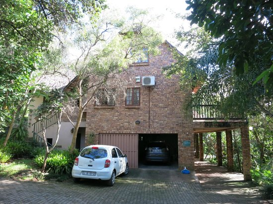 Blue Jay Lodge: Haus der Besitzer