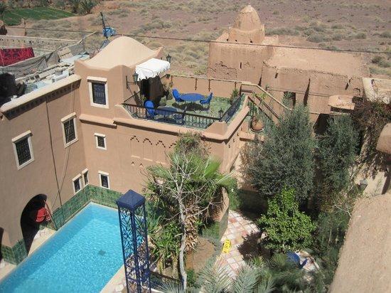 Dar Daif : Vue depuis une terrasse