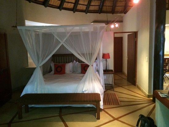 Blue Jay Lodge: Schlafzimmer
