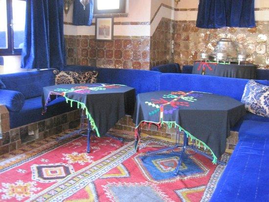 Dar Daif : Salon repas