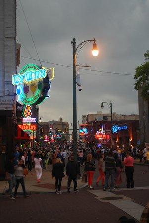 Beale Street: beal st