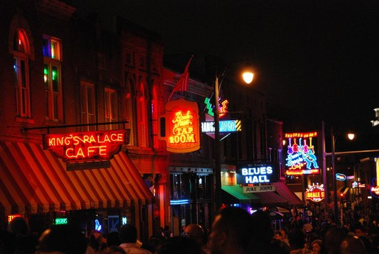 Beale Street: panoramica