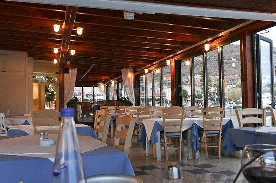 Vritomartes Restaurant: Inside Vritomartes
