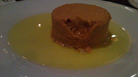 Meson Restaurante La Fresquera : Crab pate